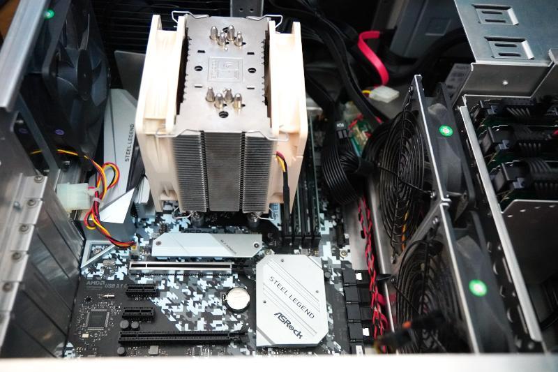 CPU換装2