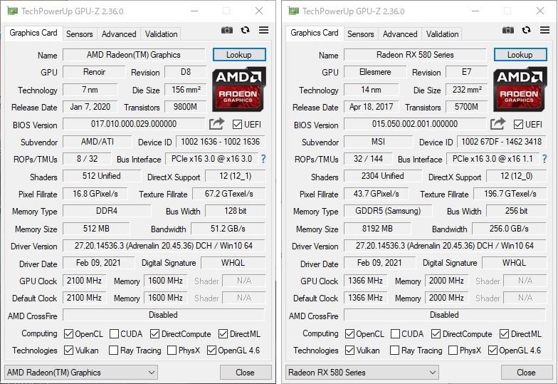 GPU比較