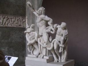 バチカン・ラオコーン像