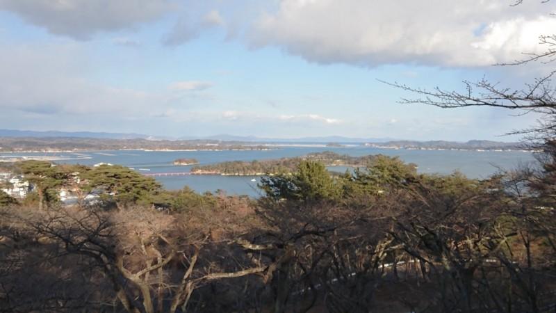 『ル・ロマン』から眺める松島の絶景