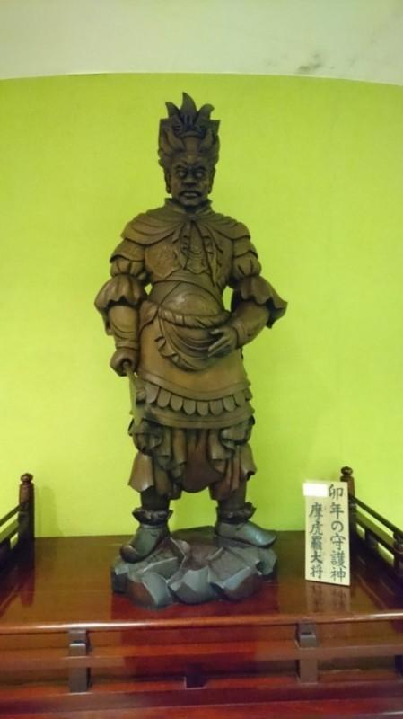 33体の仏像と十二神将
