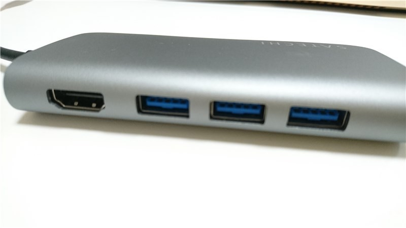 HDMIとType-A