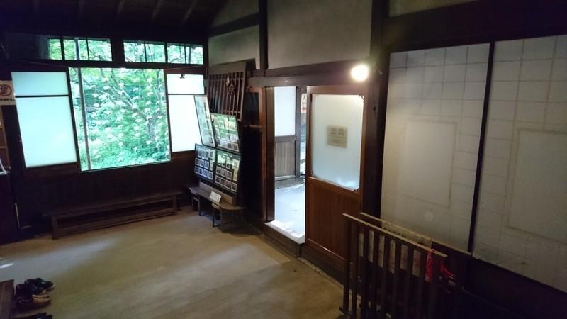 石黒家の第2玄関