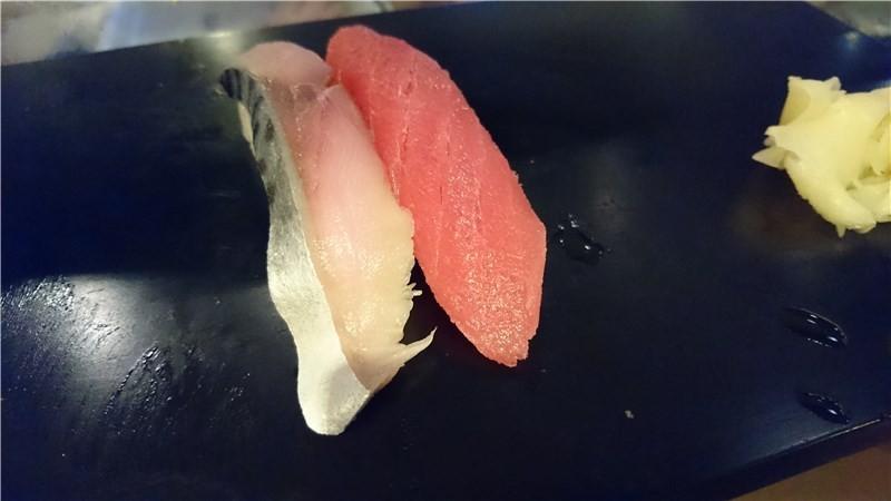 鯖とマグロ