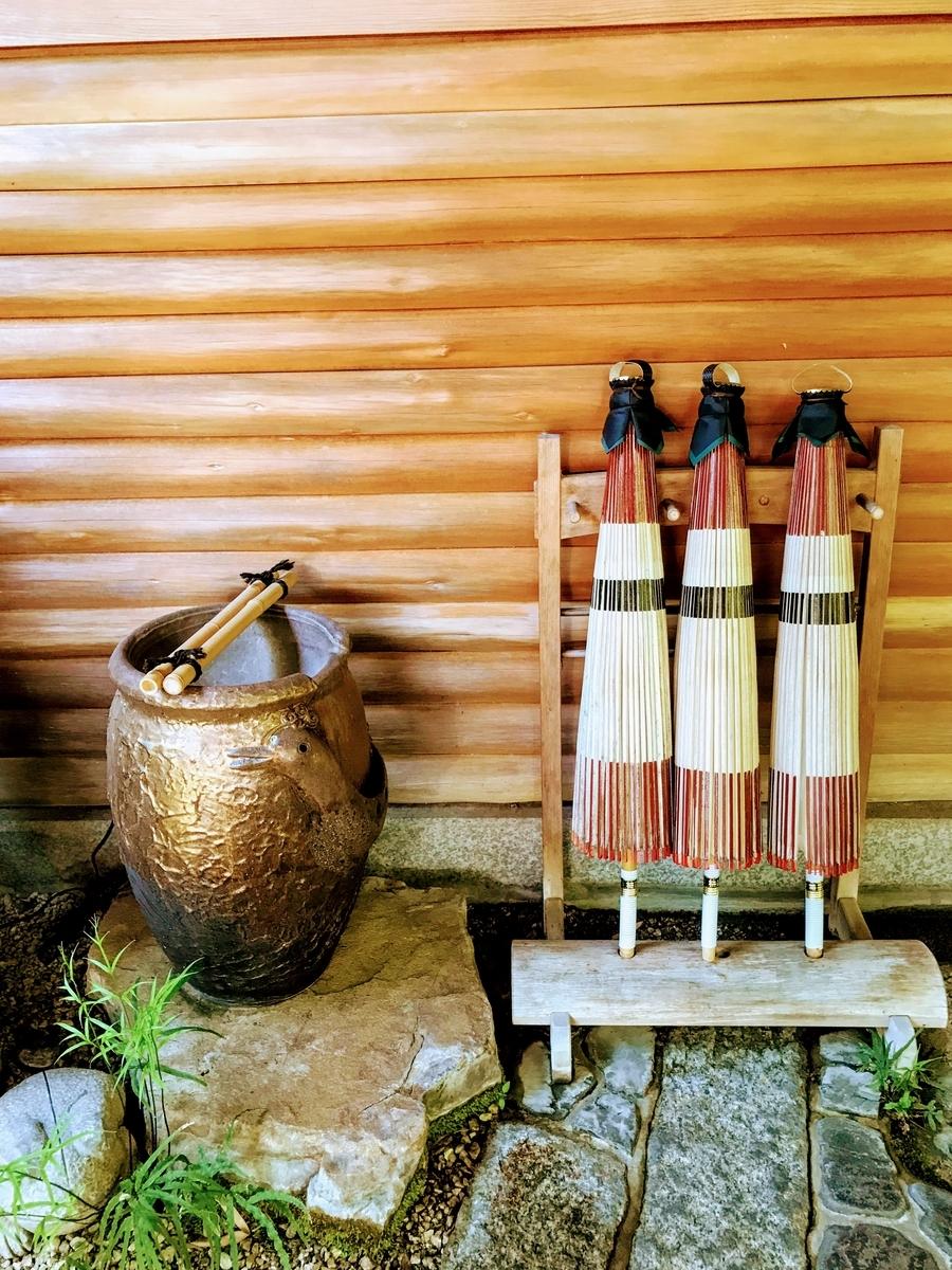 京都というか、和を感じさせる風景 | 春の京都で筍を味わう「筍亭」