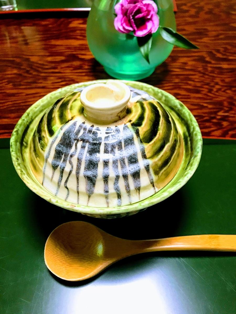 一気に和の雰囲気になります | 春の京都で筍を味わう「筍亭」
