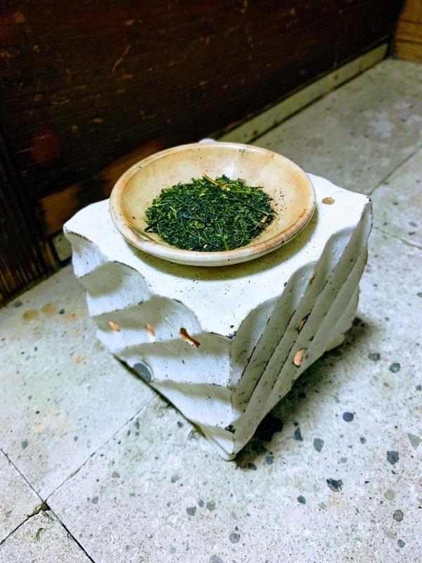 部屋の様子:茶葉による消臭 | 妙見石原荘