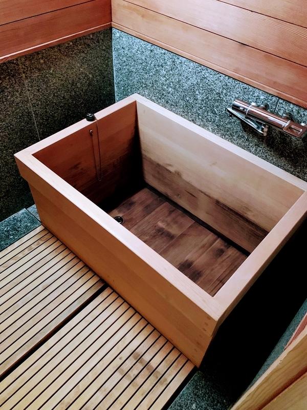 部屋の様子:お風呂 | 妙見石原荘