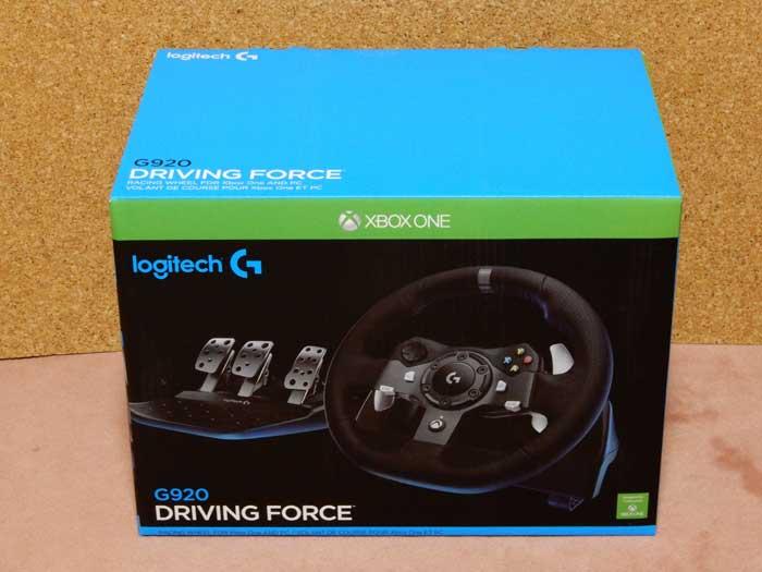 Xbox One ハンドルコントローラー G920