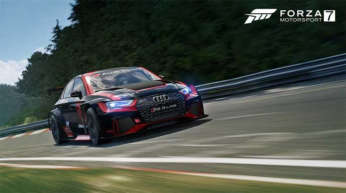 Forza Motorsport 7 2019年1月アップデート情報 追加マシン アウディ