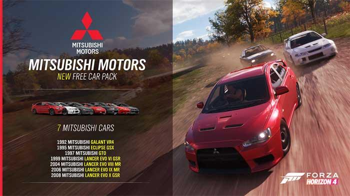 Forza Horizon 4「1月のアップデート情報」④