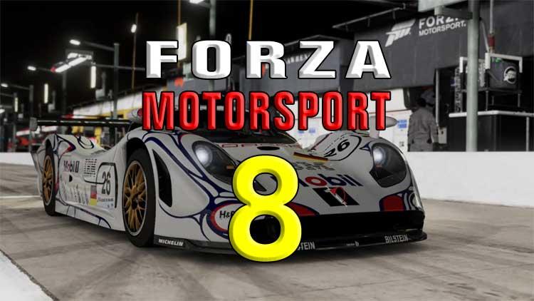 Forza Motorsport 8 イメージ