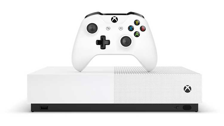Xbox One S All-Digital-Edition 1