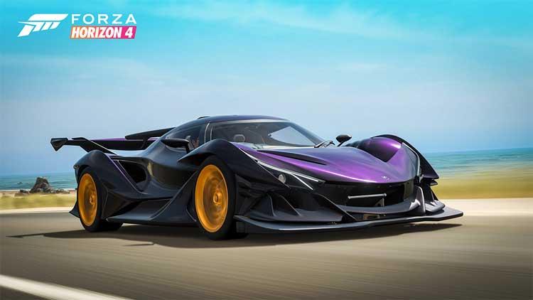 Forza Horizon 4 May Update 1