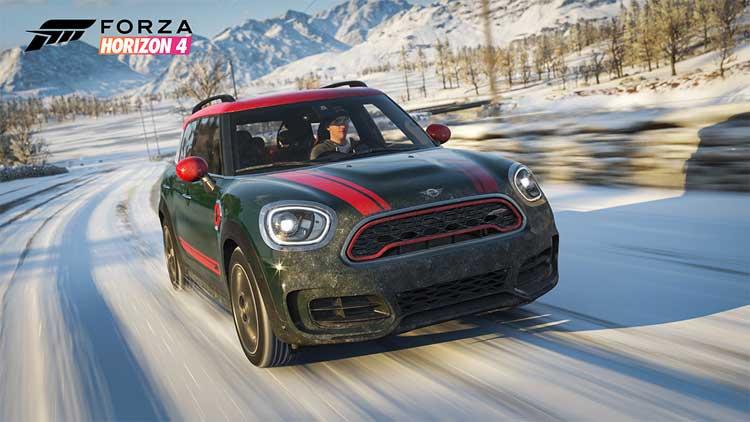 Forza Horizon 4 May Update 3