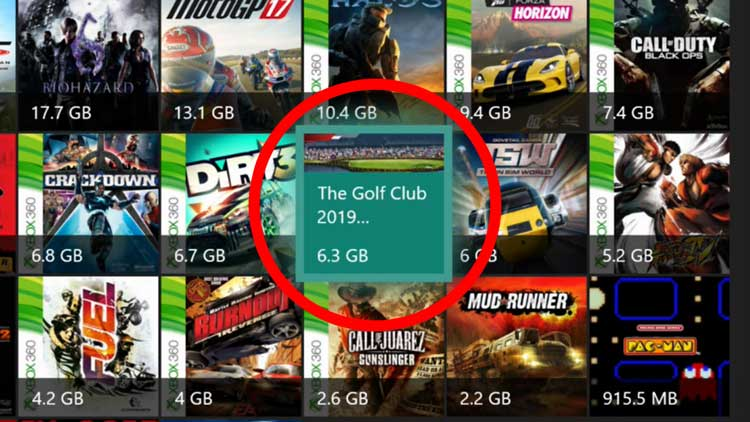 The Golf Club 2019 featuring PGA TOUR image 7
