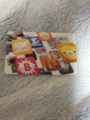 最近買ったAppleカード