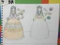 [蓬莱山輝夜]洋菓子輝夜と和菓子輝夜