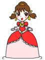 [手袋][ドレス]トト子姫A