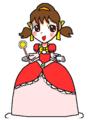 [手袋][ドレス]トト子姫C