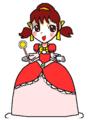 [手袋][ドレス]トト子姫D