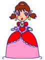 [手袋][ドレス]トト子姫E