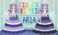 [手袋][ドレス][シスター・プリンセス][亞里亞]