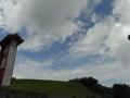 今日の沖縄の空