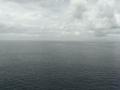 岬から見た海