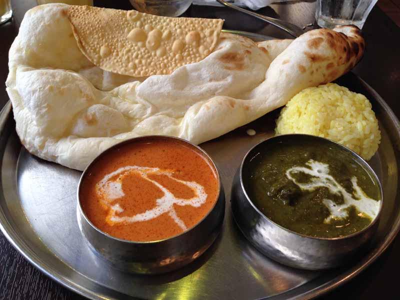 南インド料理ボンディシェリ