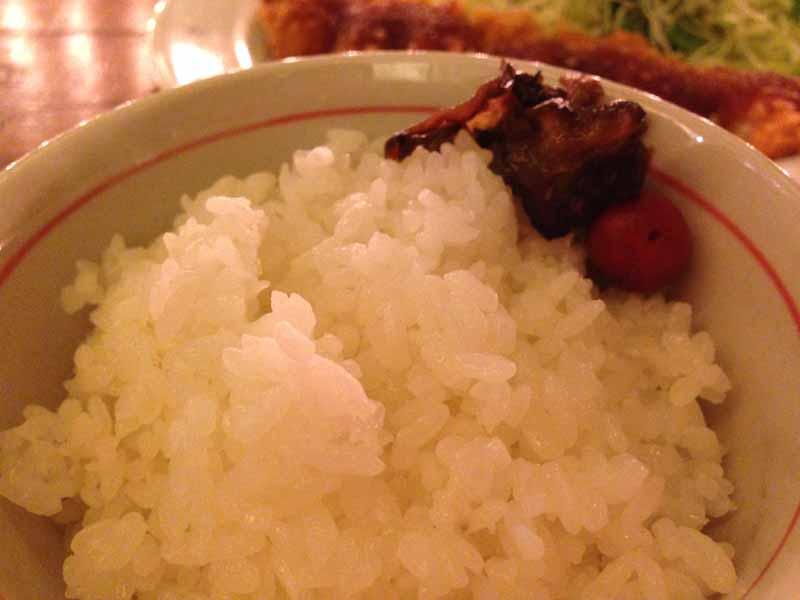 淡々菜 のご飯