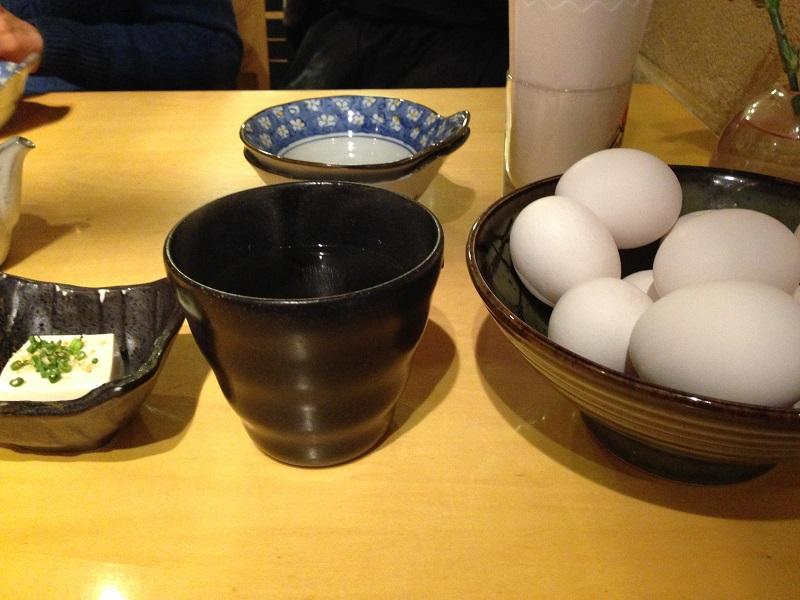 の里 竜土町の卵