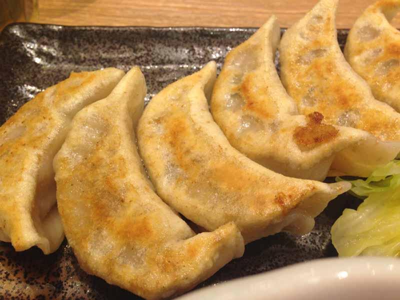 鮨肉汁餃子製作所ダンダダン酒場の餃子