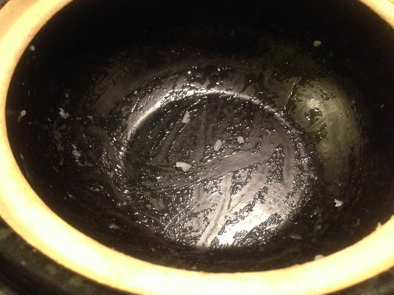 土鍋にご飯がくっつかない
