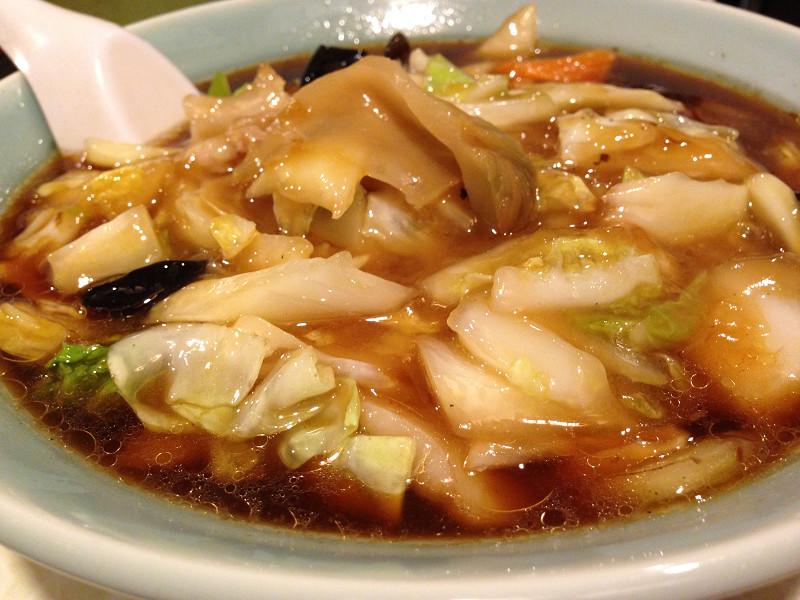 広東麺(桃太郎ラーメン)