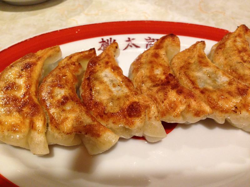 桃太郎の餃子