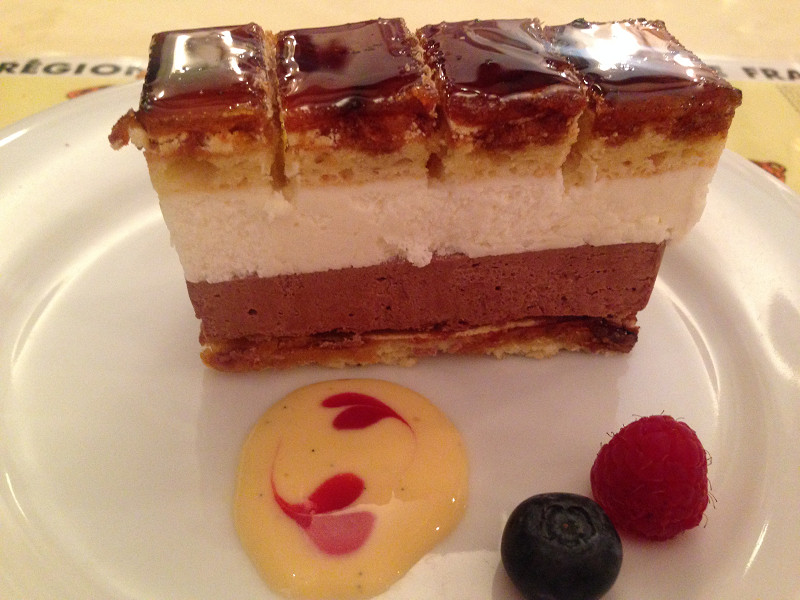 シェ・ピエールのケーキ