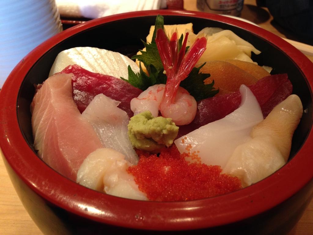 鮨處 かざまのちらし寿司(1.5人前)