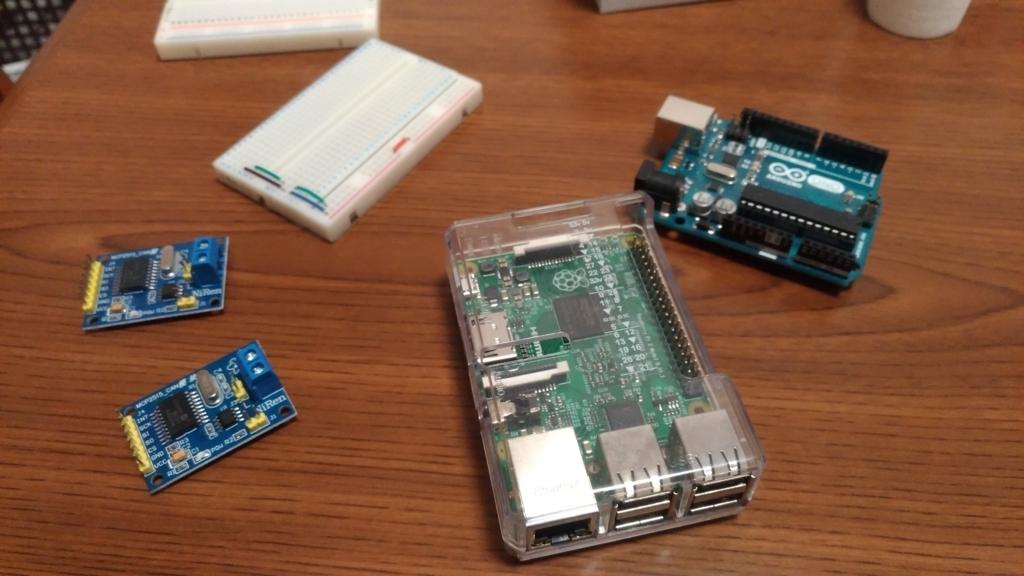 MCP2515 CAN Bus Modul TJA1050 Transceiver 5V Arduino Raspberry Pi