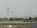 風車@鳥取県北栄町・北条砂丘