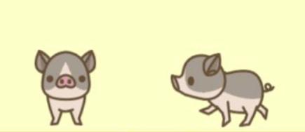 豚 伝承級