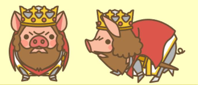 図 養豚 系統 場 mix ようとん場MIX(ミックス)伝説級豚・謎かけや育て方!図鑑・系統図や豚のレア度