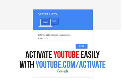 How to Active YouTube on PlayStation and Kodi Device