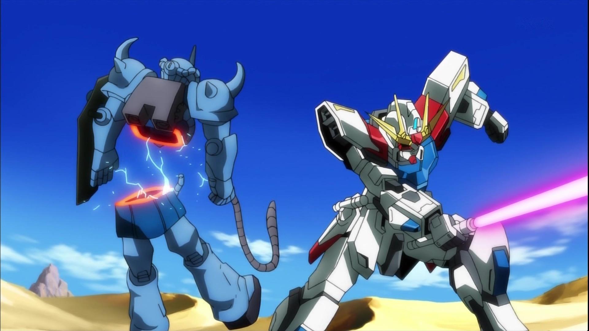 Gundam Build Fighters Season