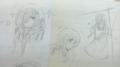 キドさん→マリーちゃん→ヒヨリ