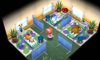 病院・病室