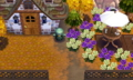 R・ゴシック・庭