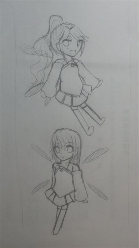 初期の妖精組1