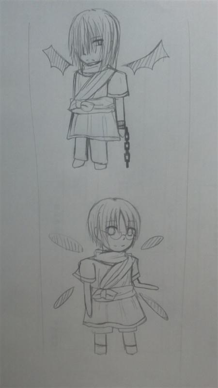 初期の妖精組2