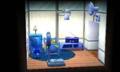 青トレーニング・私室